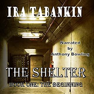 The Shelter, Book 1 audiobook cover art