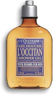 L'Occitane Men's Fresh L'Occitan Shower Gel for Body & Hair