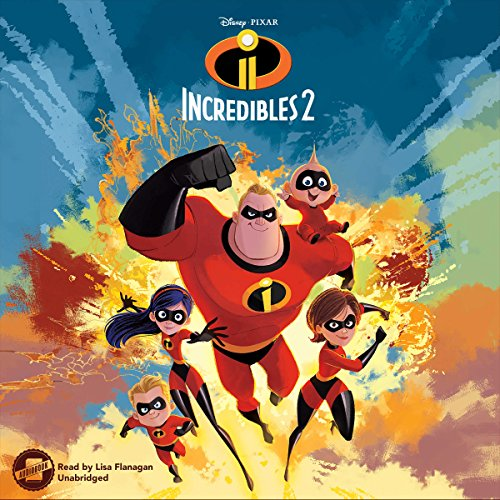 Incredibles 2  By  cover art