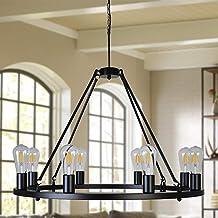 Amazon Com Living Room Chandelier Lighting For High Ceiling