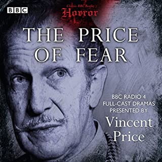 Classic BBC Radio Horror: The Price of Fear audiobook cover art