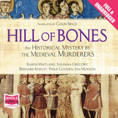 Hill of Bones audiobook cover art