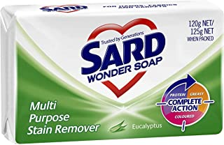 Australian - Sard Wonder Soap with Eucalyptus 120g. (3 Pack)