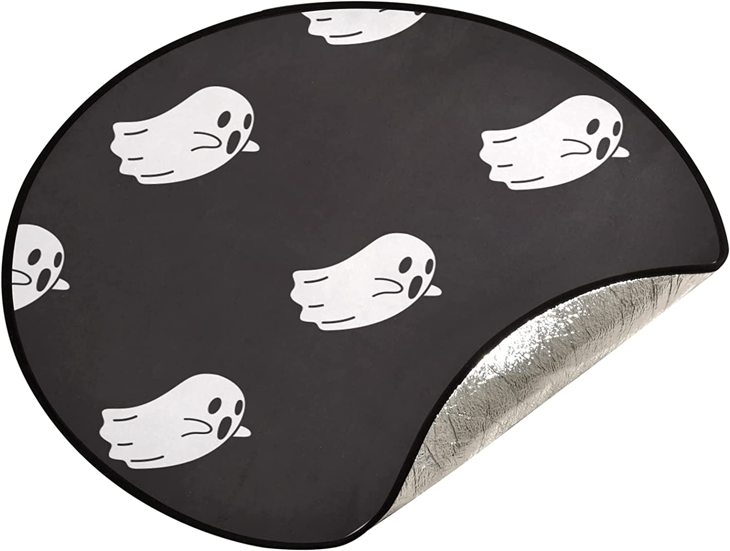 xigua 28.3 Inch Christmas Tree Stand Cheap mail order sales High material Water Ghost - Halloween Mat