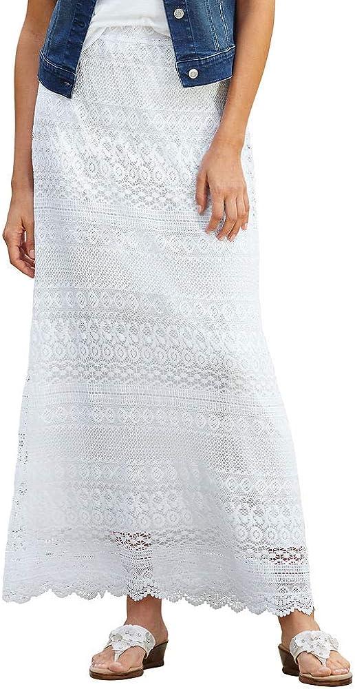 Masseys Crochet Skirt