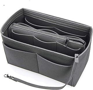 منظم يوضع داخل الحقائب من اللباد لحقائب اليد والحفاضات والحمل مناسب لحقيبة سبيدي نيفر فول، متوفر ب3 أحجام و6 ألوان