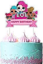 Best lol doll cake topper Reviews