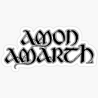 Deangelo Amon Amarth Stickers (3 Pcs/Pack)