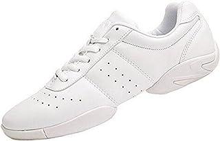 PPXID Femmes Légères Mode Chaussures de Danse Gymnastique Baskets Cheerleading Chaussures de Jazz Yoga pour Hommes