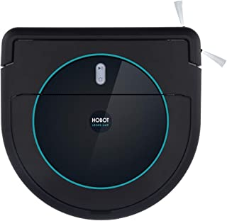HOBOT LEGEE-669 Vacuum-Mop Robot for Floor, Automatic Robot for Wet or Dry Floor Cleaning with Brushless DC Motor