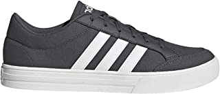 Men's VS Set Fashion Sneakers Grey Six/Running White/Core Black 9