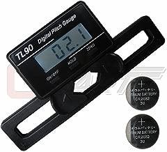 align pitch gauge