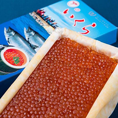 〔上質〕塩いくら500g (北海道産)