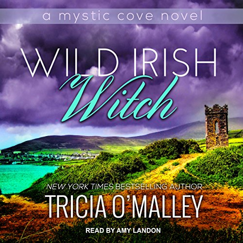 Wild Irish Witch audiobook cover art