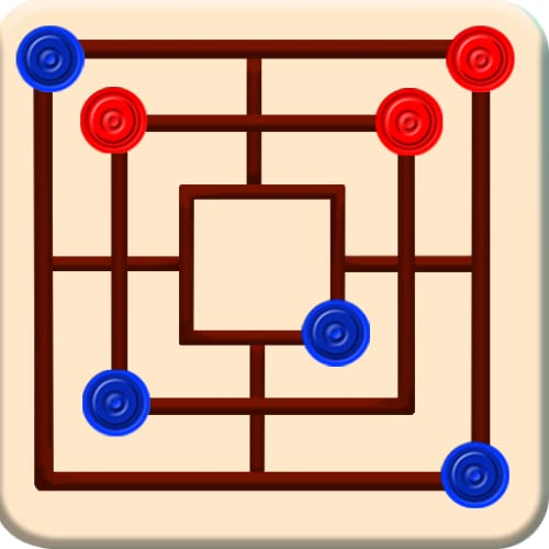 Align It 2-HD Nine Men's Morris, Morabaraba, mills Game