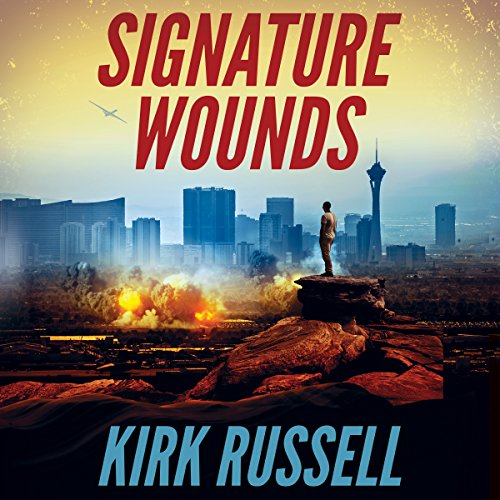 Signature Wounds audiobook cover art