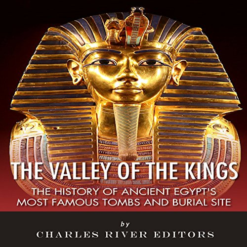 The Valley of the Kings audiobook cover art