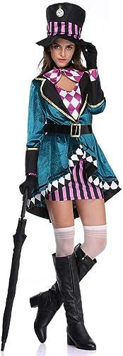 Story of life Costume De Dame d'halFaibleeen, Costume De Magicien Boîte De Nuit, Club Wear voiturenaval Cosplay Party Costume