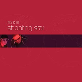 flip and fill shooting star