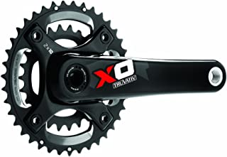 Truvativ X.0 GXP 2.2 10-Speed 175 39-26T Crankset
