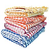 Mesh Masters Handloom 100% Pure Cotton Towels 1 Year Guarantee XXXL 36inches/72inches(3 feet/6feet)