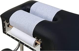 BodyMed Headrest Paper Rolls White Economy Smooth Texture 8.5