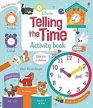 Telling the Time Activity Book (Maths Activity Books) [Paperback] [Oct 01, 2017] Lara Bryan