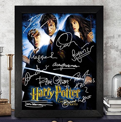 Harry Potter Film Cast Autographed Signed 8x10 Photo Reprint #42 Special Unique Gifts Ideas Him Her Best Friends Birthday Christmas Xmas Valentines Anniversary Fathers Mothers Day