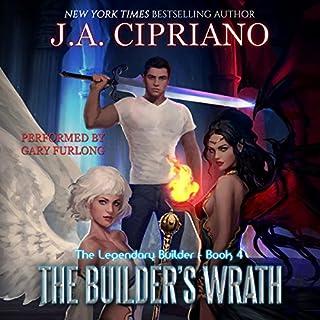 The Builder's Wrath audiobook cover art