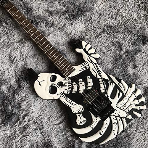 MLKJSYBA Guitarra Guitarra Eléctrica Sistema De...