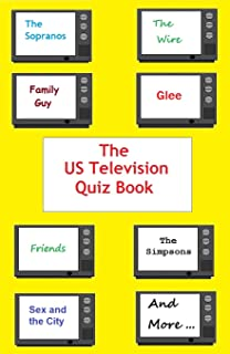 The US Television Quiz Book (English Edition)