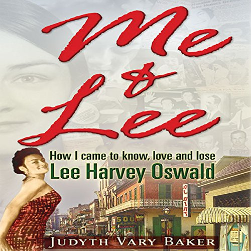 Me & Lee audiobook cover art