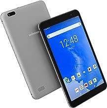 Android 9.0 Tablet 8 Inch WiFi PC - Winnovo T8 MTK MT8163 2GB RAM 32GB ROM HD IPS 1280x800 2.0MP+5.0MP Camera Dual Band WiFi Bluetooth GPS FM (Grey)