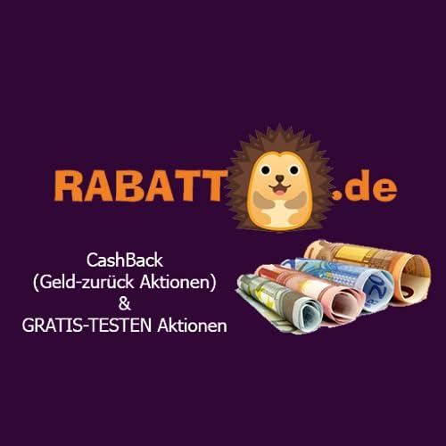 CashBack & GRATIS-TESTEN Aktionen (Geld-zurück Aktionen)