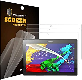 Mr.Shield for Lenovo Tab 2 A10-70 10.1 Inch Premium Clear Screen Protector [3-Pack] with Lifetime Replacement