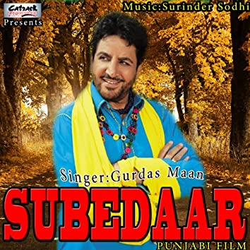 Subedaar (Original Motion Picture Soundtrack)