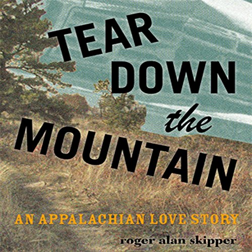 Tear Down the Mountain audiobook cover art