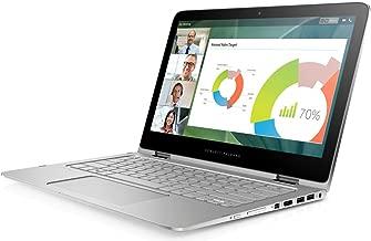 HP Spectre x360 G2 13in Convertible Laptop PC - Intel Core i7-6600U 2.60GHz 8GB 512GB SSD Windows 10 Pro (Renewed)