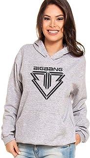 Moletom Canguru Feminino Kpop Bigbang ER_060