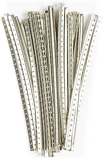 Nuevo - DUNLOP ACCU-FRET 2-5/8-inch JUMBO de traste (24) # SET de alambre 6105