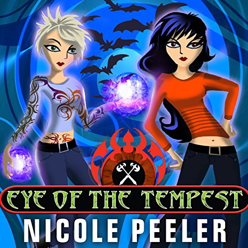 Eye of the Tempest audiobook cover art