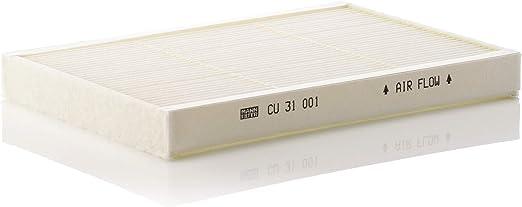 Original Mann Filter Innenraumfilter Cu 31 001 Für Lkw Auto