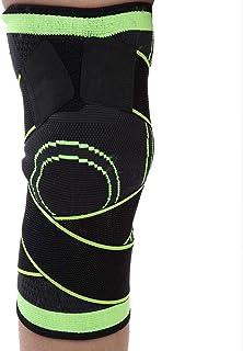 Kniebrace, beschermt meniscus, ligamenten en patella tijdens sport en vrije tijd.Knieorthese geschikt voor vrouwen, manne...