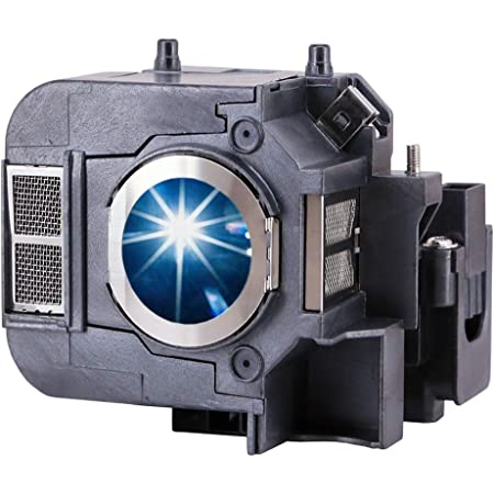 V13H010L50 with housing azurano Replacement Projector Lamp for EPSON EB-84H ELPLP50