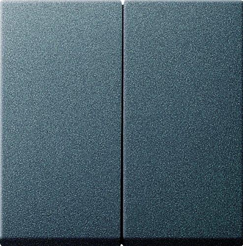 Gira 231528 Aufsatz Seriendimmer System 55, anthrazit