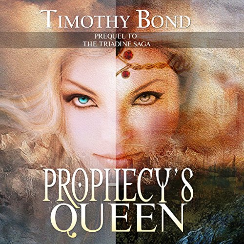 Prophecy's Queen- An Epic Fantasy audiobook cover art