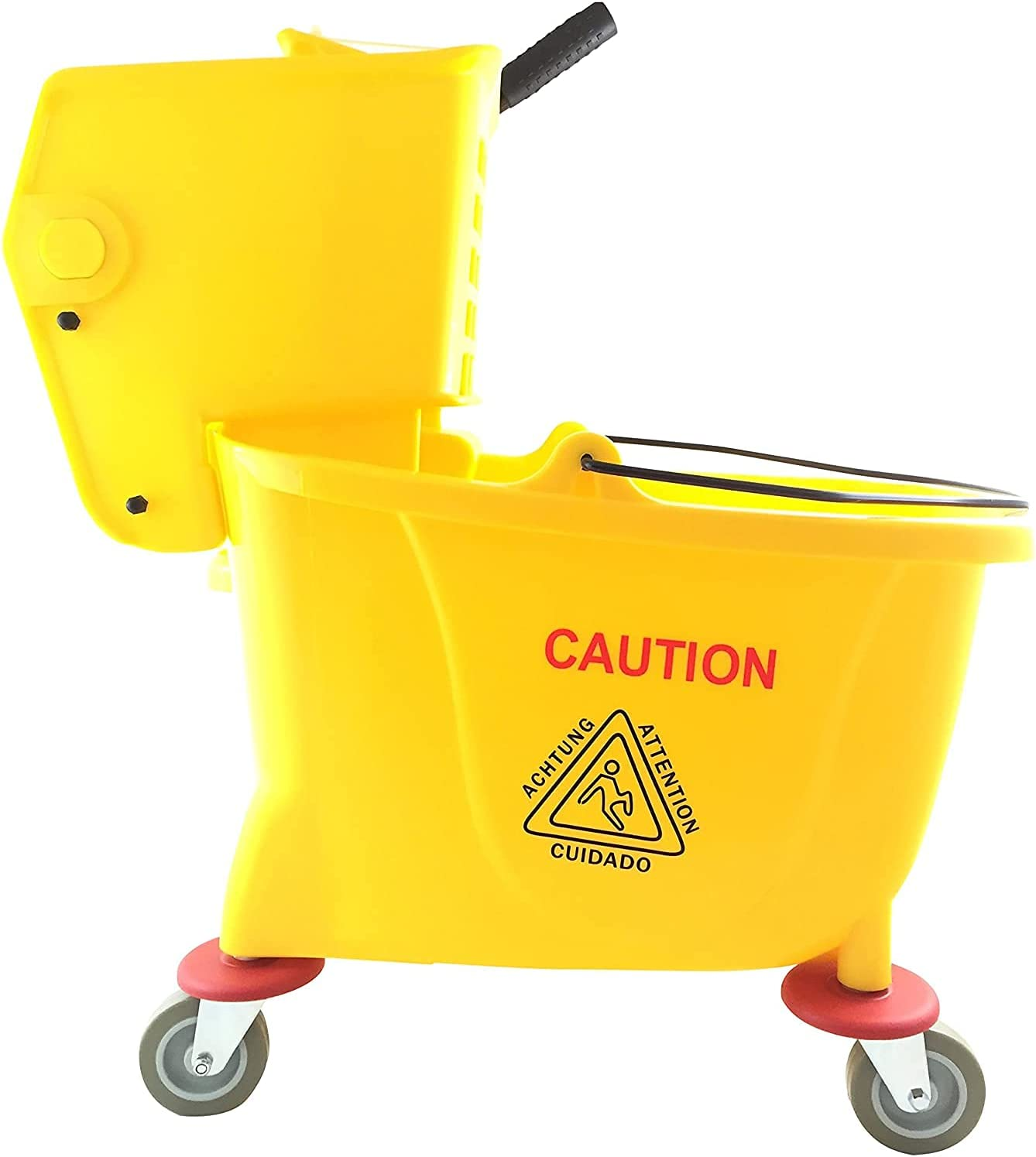 Abco Products wholesale 35Qt Mop Bucket Wringer Ranking TOP20 Wring T01007 Pail