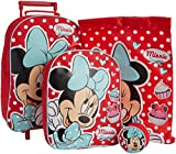 Disney Minnie Mouse Dotty Day Out Valises