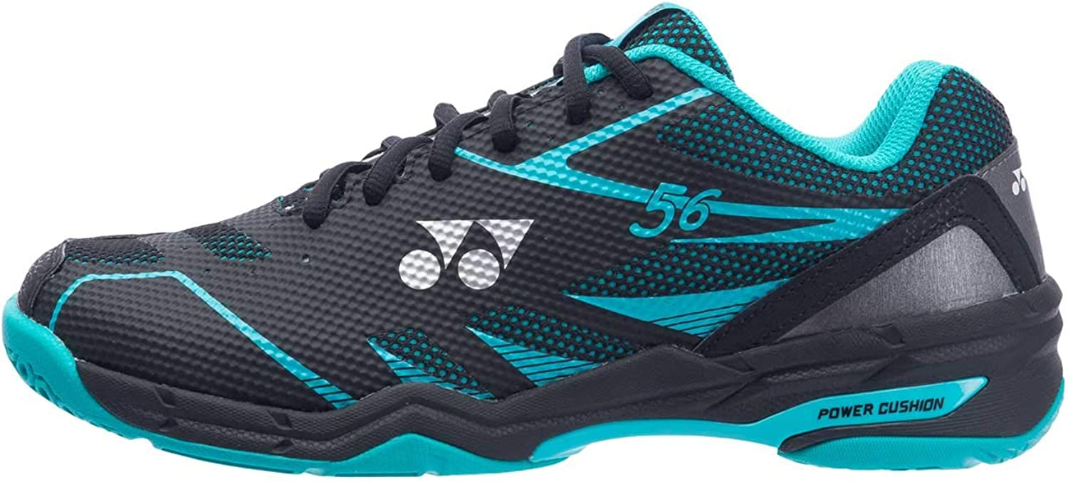 Yonex Power Cushion 56 Black Mint Badminton shoes