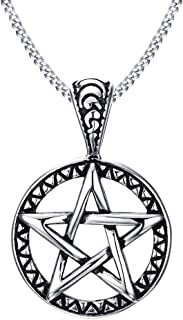 silver wiccan jewellery